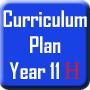 Curriculum Plan year 11 H button