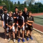 Studley High Year 7 tennis