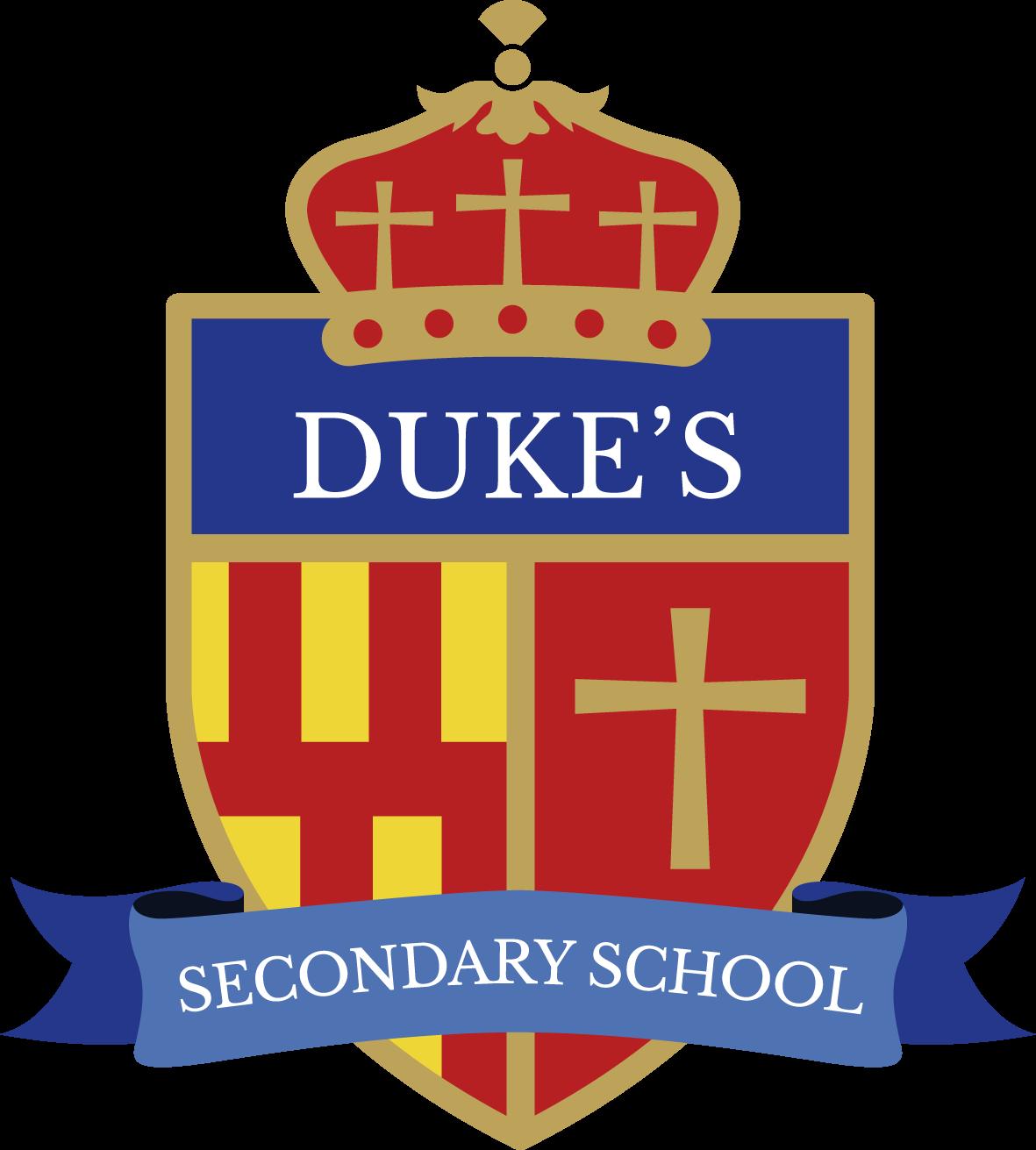 Duke's Secondary School Logo