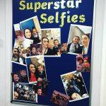 Superstar Selfies