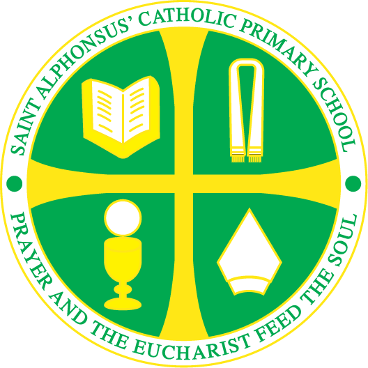 St. Alphonsus' Catholic Primary School Logo