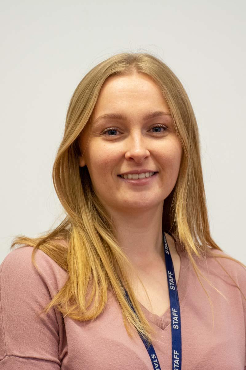 Miss M Sherwood : KS2 Support