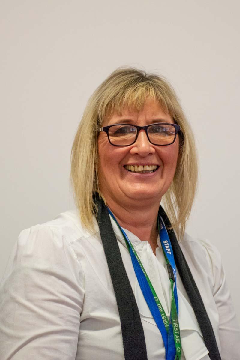 Ms K Parkinson : Parent Support Advisor