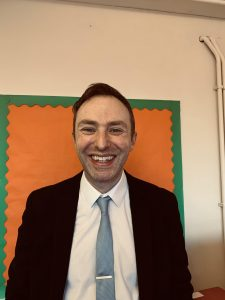 Deputy Head - Mr Bennett