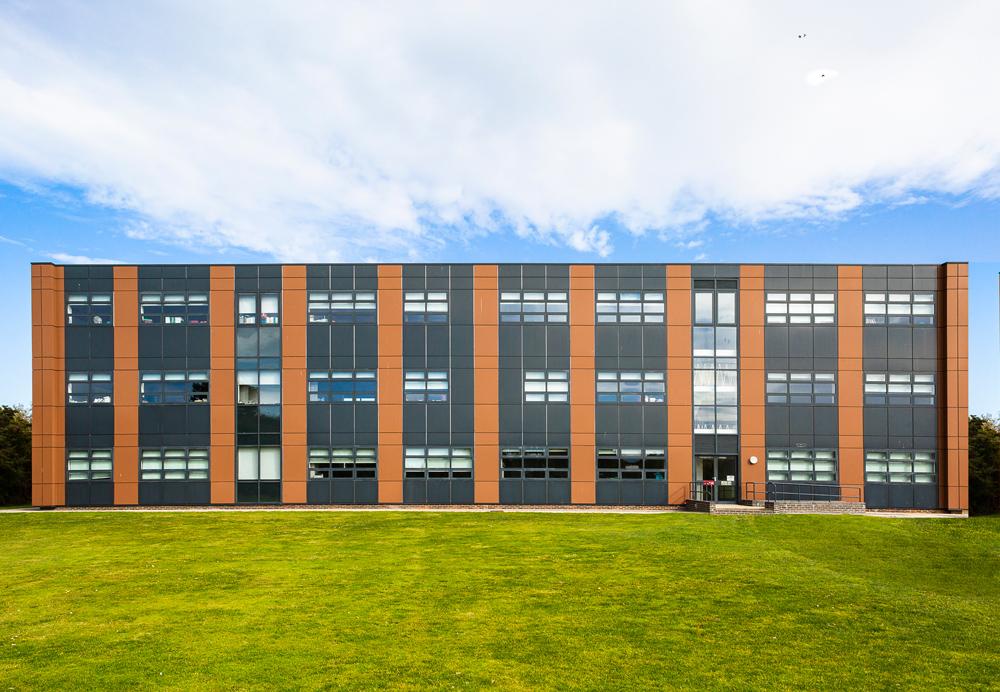 Trinity's Building