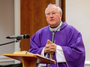 Bishop Terence Drainey