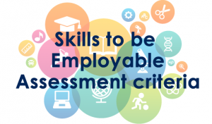 Skills to be Employable – Assessment criteria