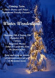 Winter Wonderland Poster jpeg